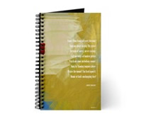"""Come, Thou Fount of Every Blessing"" journal"