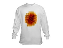 """Praise, My Soul, the King of Heaven"" long-sleeve tee shirt"